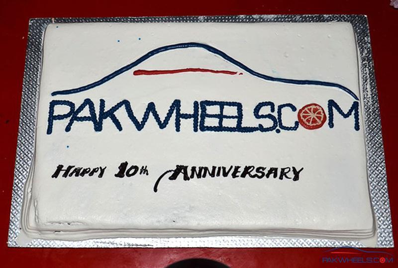 PakWheels Celebrates its 10th Anniversary