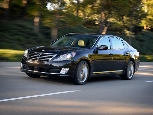 2014 Hyundai Equus Pictures Review And Price